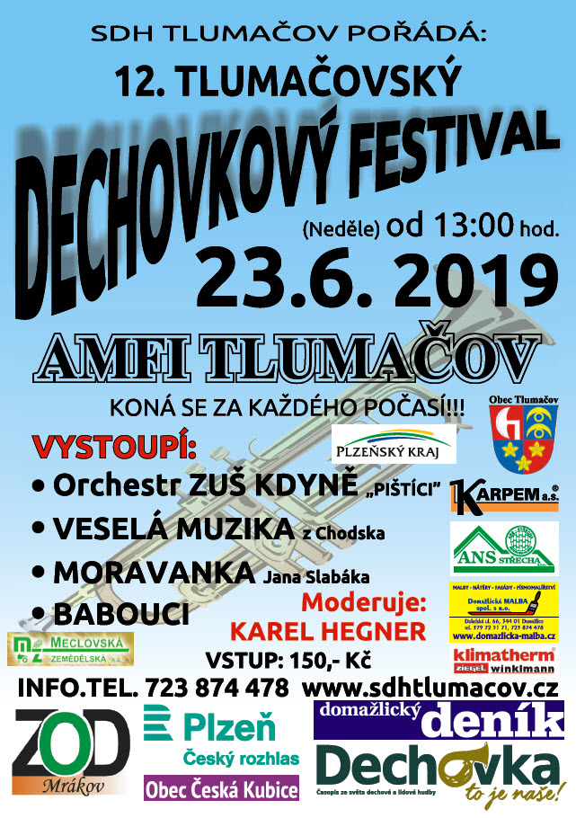 Dechovky 2019 I